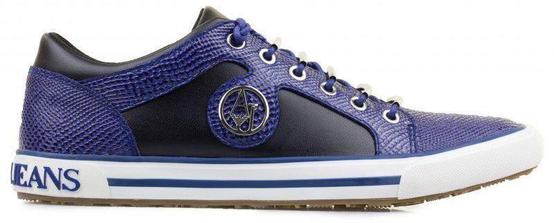 Купить Кроссовки женские Armani Jeans EF276, Синий