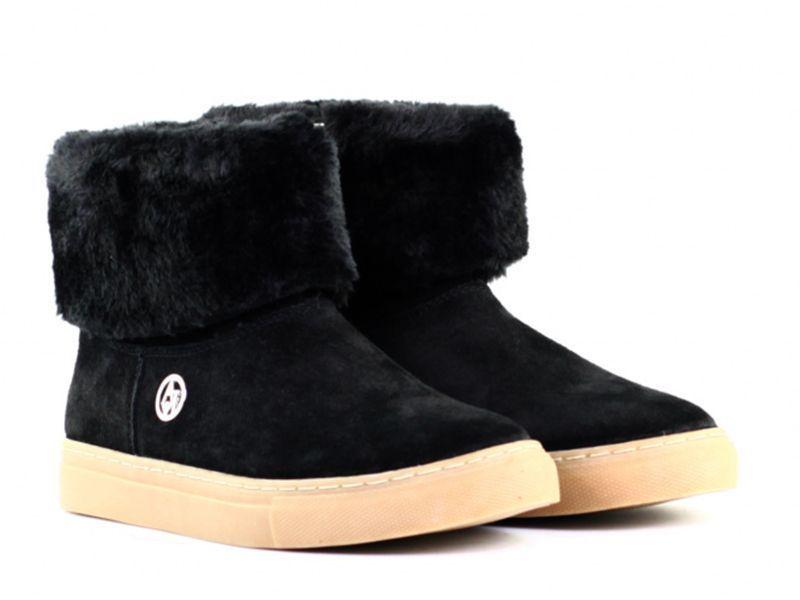 Купить Ботинки для женщин Armani Jeans EF277, Черный