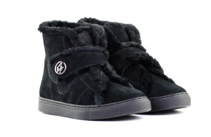 Купить Ботинки для женщин Armani Jeans EF279, Черный