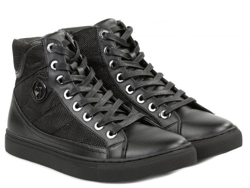 Купить Ботинки для женщин Armani Jeans EF290, Черный