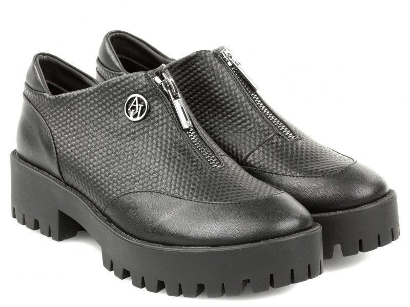 Купить Туфли женские Armani Jeans EF291, Черный