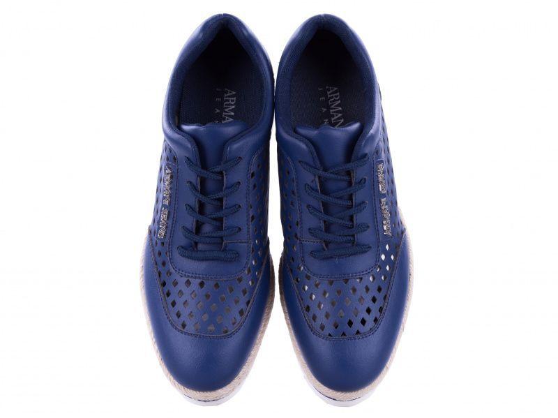 Полуботинки женские Armani Jeans EF320 брендовая обувь, 2017
