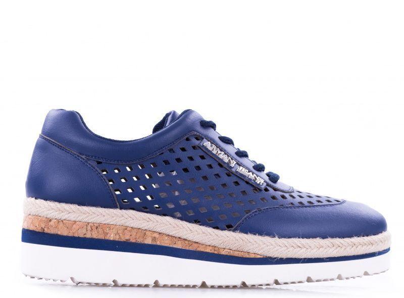 Полуботинки женские Armani Jeans EF320 модная обувь, 2017
