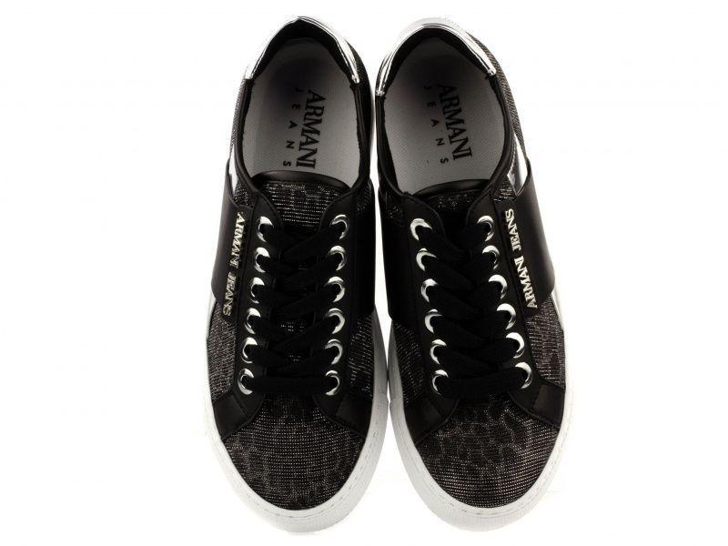 Полуботинки женские Armani Jeans 925207-7P596-00020 брендовая обувь, 2017