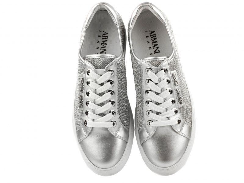 Полуботинки женские Armani Jeans 925208-7P597-00017 брендовая обувь, 2017