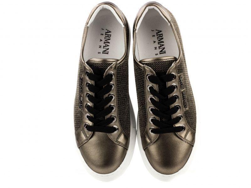 Полуботинки женские Armani Jeans 925208-7P597-40820 брендовая обувь, 2017
