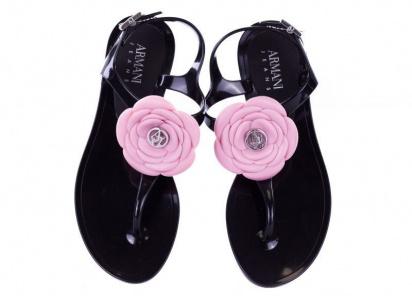 Шльопанці  жіночі Armani Jeans 925214-7P602-00020 ціна взуття, 2017