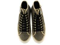 Полуботинки женские Armani Jeans 925227-7P615-00963 брендовая обувь, 2017