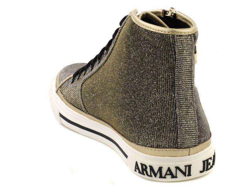 Полуботинки женские Armani Jeans 925227-7P615-00963 цена обуви, 2017