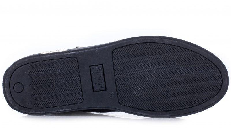 Ботинки женские Armani Jeans WOMAN PVC/PLASTIC SNEAKER EF370 купить в Интертоп, 2017