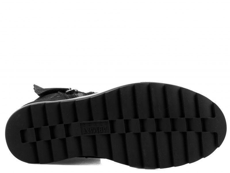 Ботинки женские Armani Jeans WOMAN PVC/PLASTIC BOOT EF381 размерная сетка обуви, 2017
