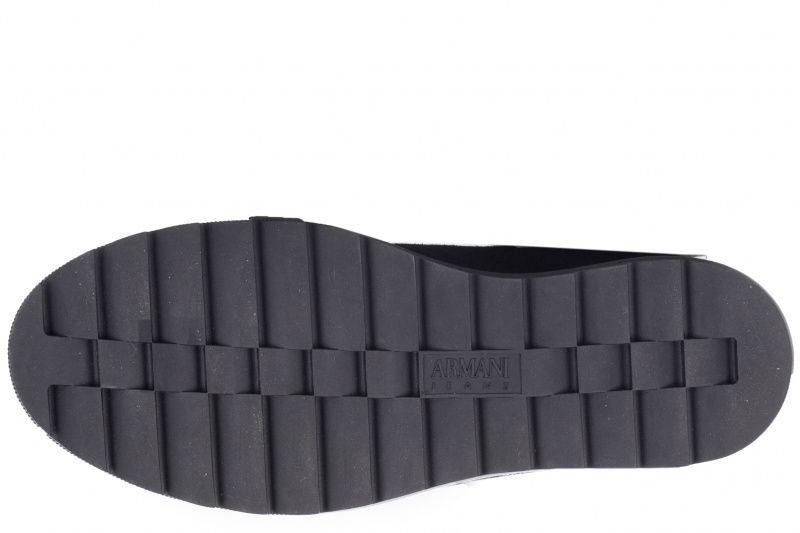 Ботинки женские Armani Jeans WOMAN PVC/PLASTIC BOOT EF381 брендовая обувь, 2017