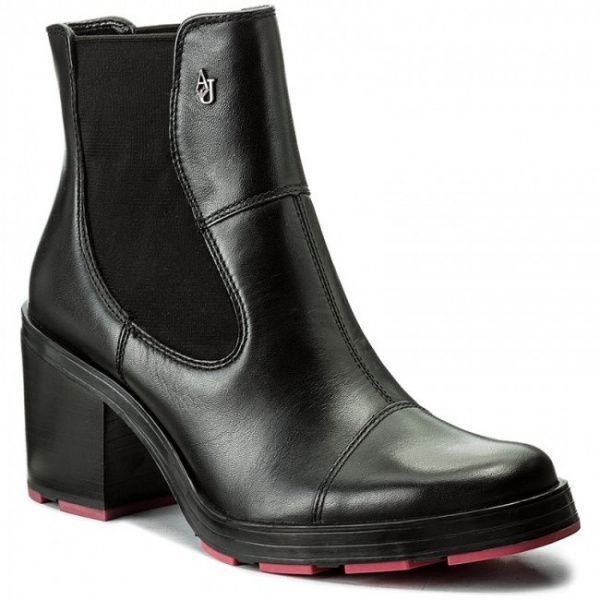 e92b0cee08fd Ботинки женские Armani Jeans модель EF384 - купить по лучшей цене в ...