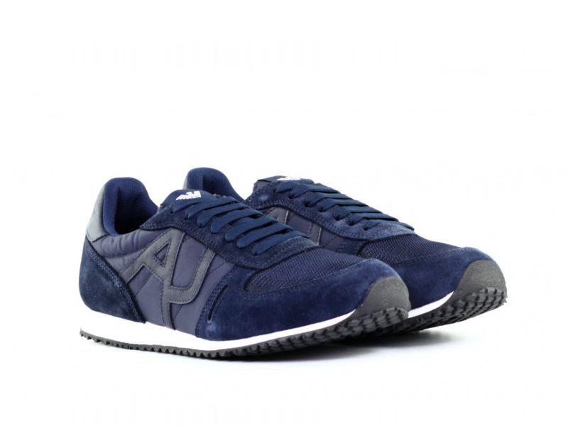Купить Кроссовки для мужчин Armani Jeans EH100, Синий