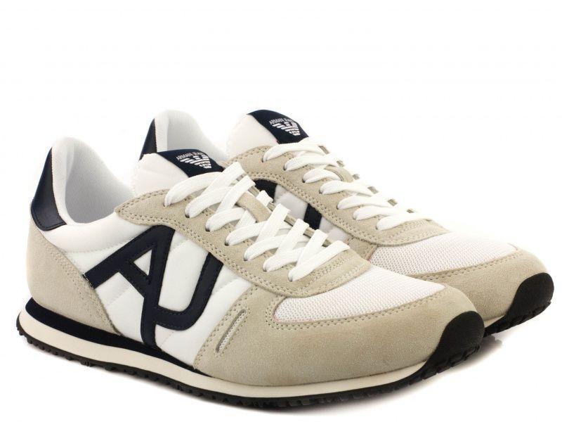 Кроссовки для мужчин Armani Jeans EH120 брендовая обувь, 2017