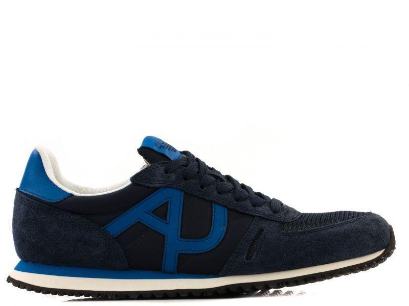 Кроссовки для мужчин Armani Jeans EH124 размерная сетка обуви, 2017