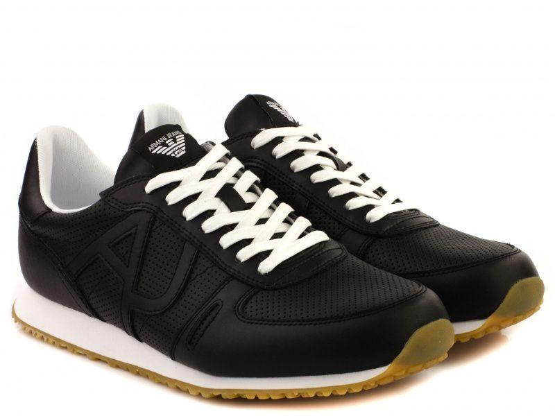 Кроссовки для мужчин Armani Jeans EH126 брендовая обувь, 2017