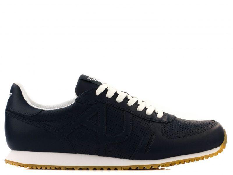 Кроссовки для мужчин Armani Jeans EH127 размерная сетка обуви, 2017