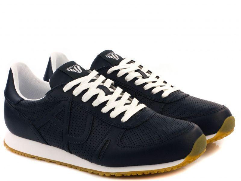 Кроссовки для мужчин Armani Jeans EH127 брендовая обувь, 2017