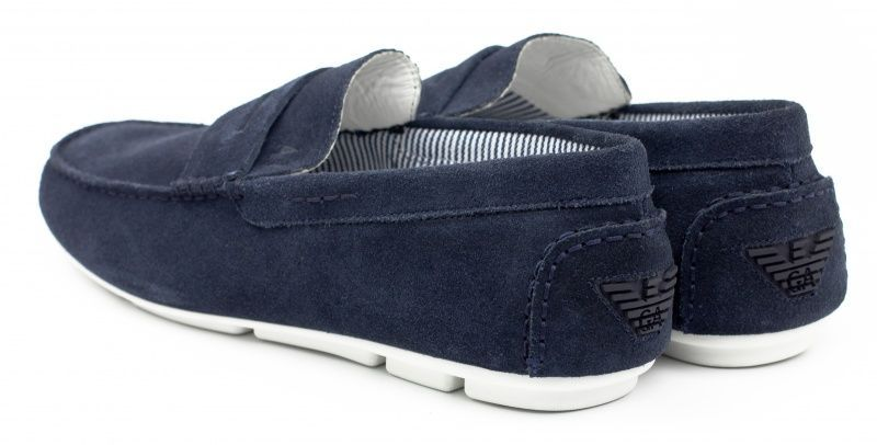 Armani Jeans Мокасины  модель EH13 отзывы, 2017