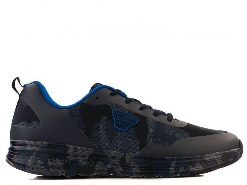 Кроссовки для мужчин Armani Jeans EH130 размерная сетка обуви, 2017