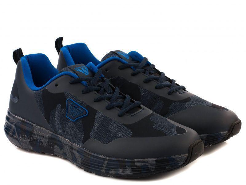 Купить Кроссовки для мужчин Armani Jeans EH130, Синий