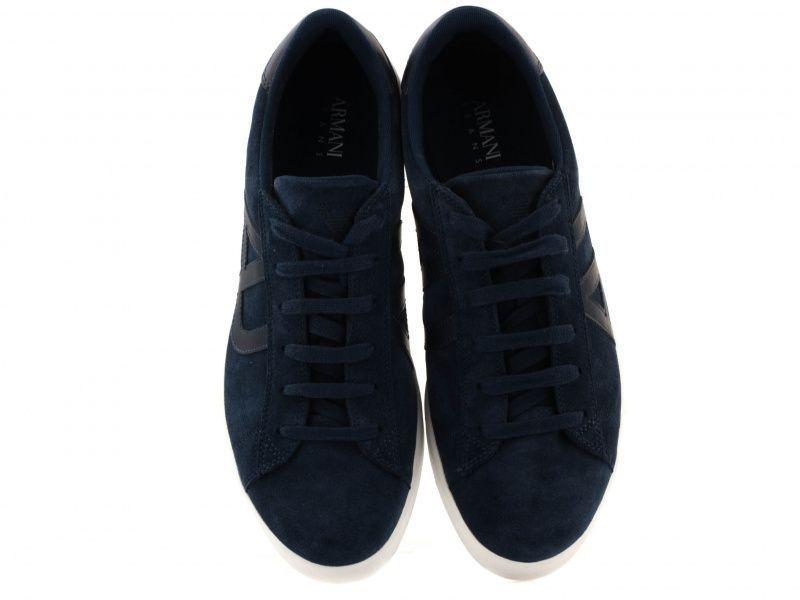Кроссовки для мужчин Armani Jeans MAN LEATHER SNEAKER EH152 , 2017