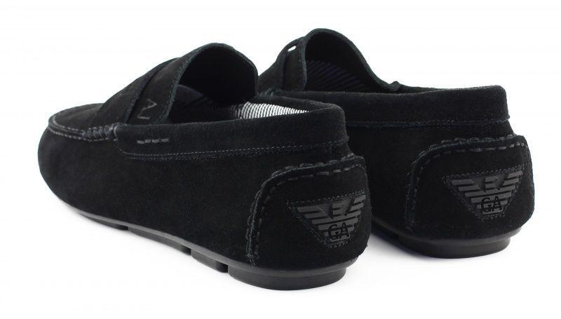 Armani Jeans Мокасины  модель EH26 купить, 2017