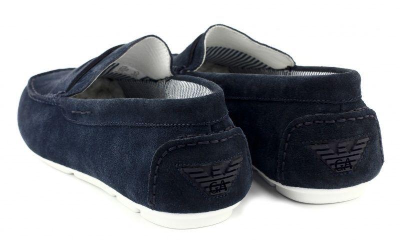 Armani Jeans Мокасины  модель EH27 продажа, 2017
