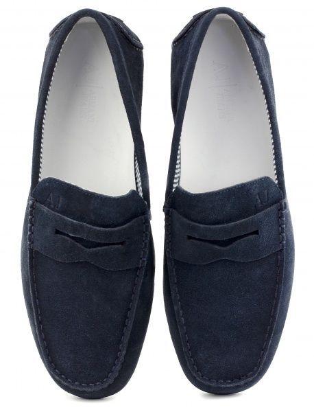 Armani Jeans Мокасины  модель EH27 брендовая обувь, 2017