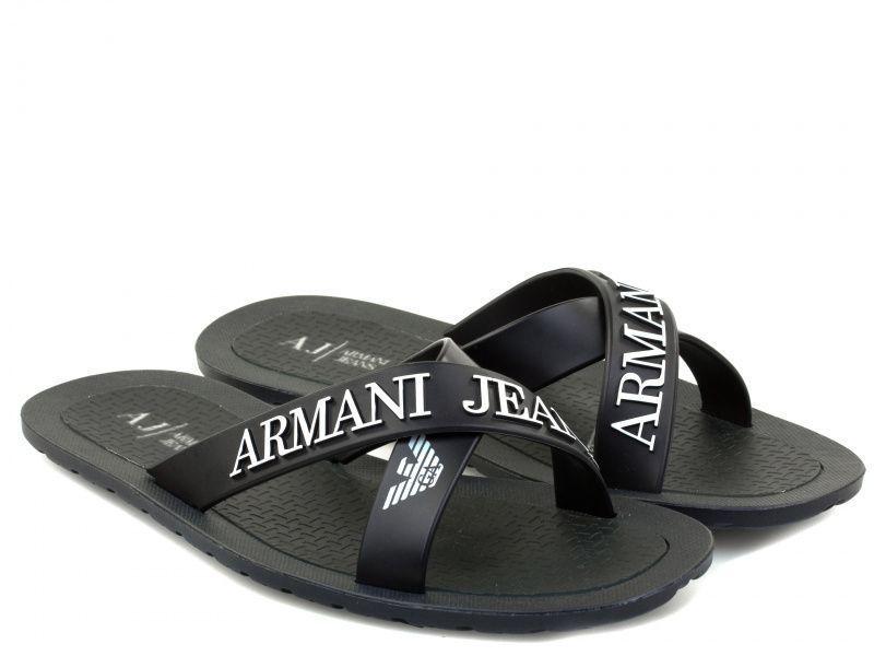 Armani Jeans Шлёпанцы  модель EH31 , 2017