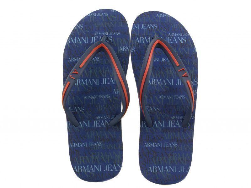 Armani Jeans Вьетнамки  модель EH5 купить, 2017