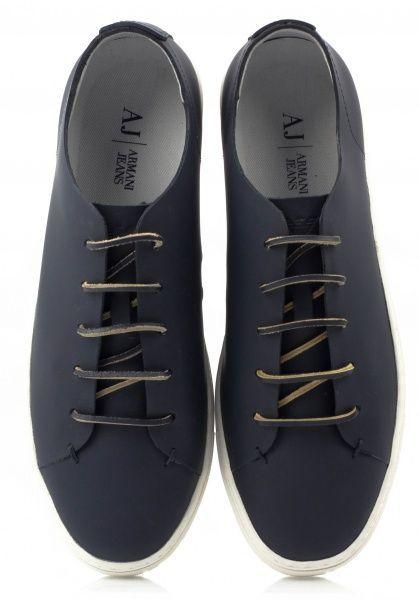 Кроссовки для мужчин Armani Jeans EH61 примерка, 2017