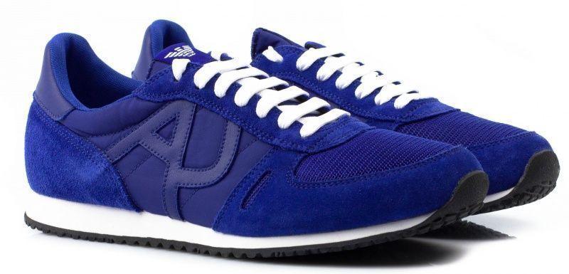 Armani Jeans Кроссовки  модель EH63 купить обувь, 2017