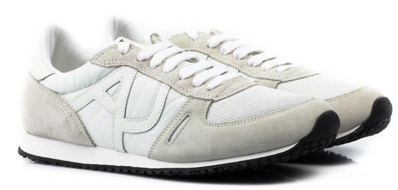 Кроссовки мужские Armani Jeans EH64 размеры обуви, 2017