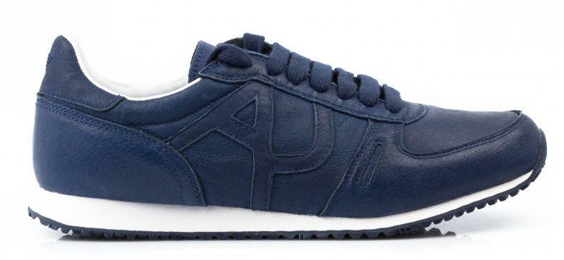 Кроссовки для мужчин Armani Jeans EH66 брендовая обувь, 2017