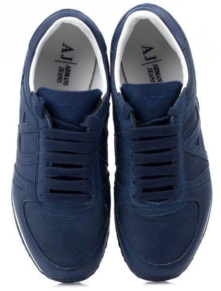 Кроссовки для мужчин Armani Jeans EH66 примерка, 2017