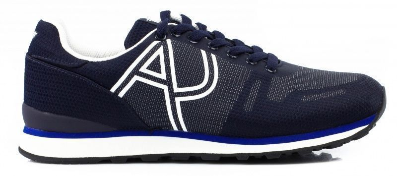 Кроссовки для мужчин Armani Jeans EH67 брендовая обувь, 2017