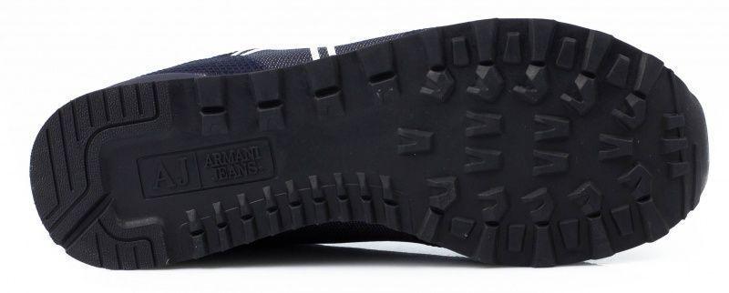 Кроссовки для мужчин Armani Jeans EH67 размерная сетка обуви, 2017