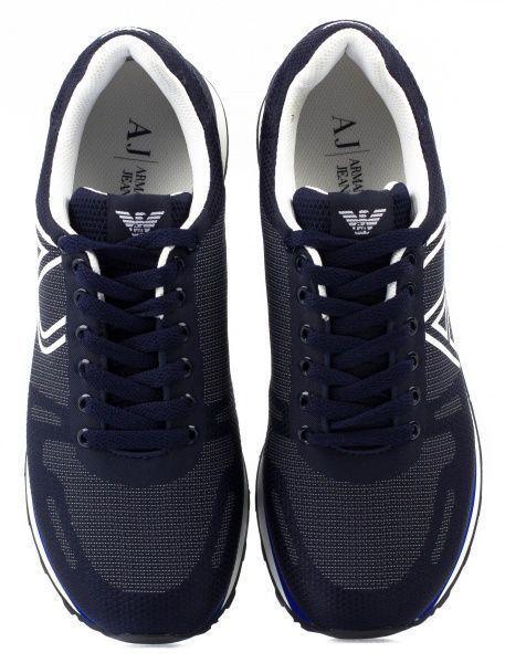 Кроссовки для мужчин Armani Jeans EH67 примерка, 2017