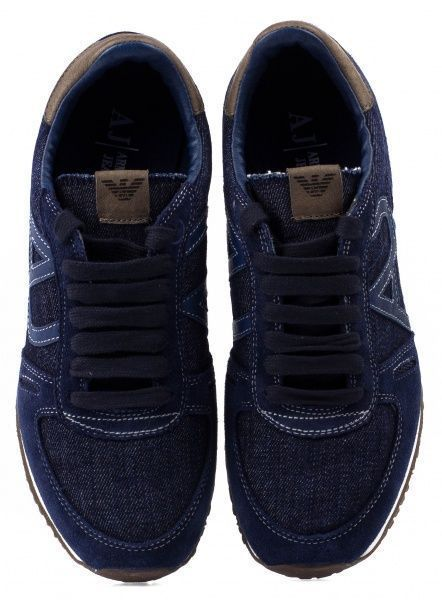 Armani Jeans Кроссовки  модель EH68, фото, intertop