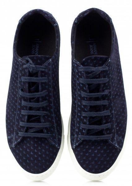 Кроссовки для мужчин Armani Jeans EH70 примерка, 2017