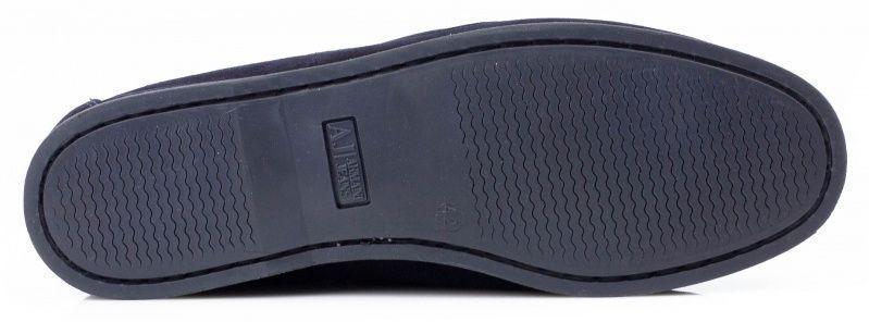 Мокасины для мужчин Armani Jeans EH71 цена обуви, 2017