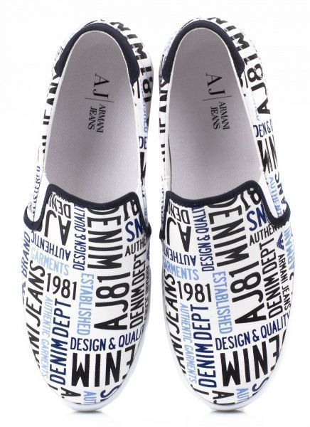Armani Jeans Cлипоны  модель EH75, фото, intertop