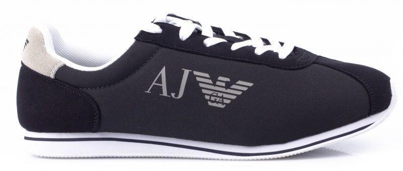 Кроссовки для мужчин Armani Jeans EH78 брендовая обувь, 2017