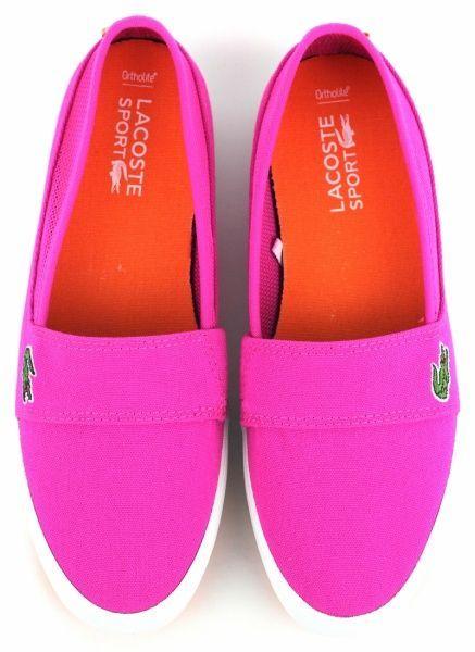 Полуботинки детские Lacoste EK10 размеры обуви, 2017