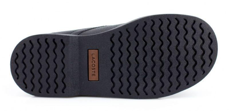Lacoste Ботинки  модель EK25 размеры обуви, 2017