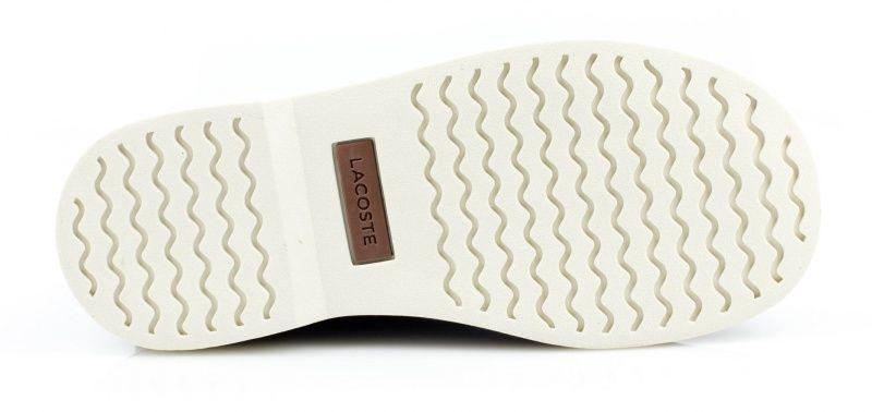 Lacoste Ботинки  модель EK26 размеры обуви, 2017