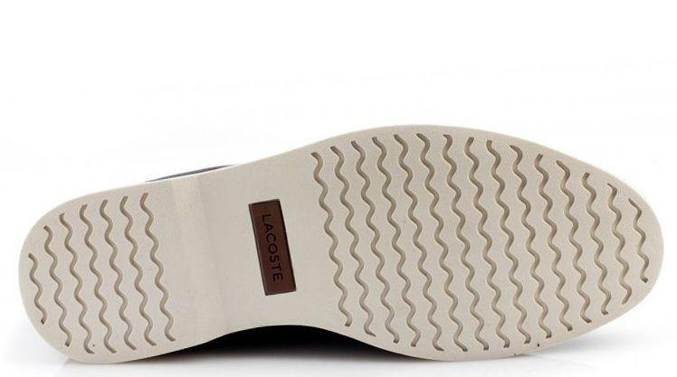 Ботинки для детей Lacoste SHERBROOK HI SB EK28 размеры обуви, 2017