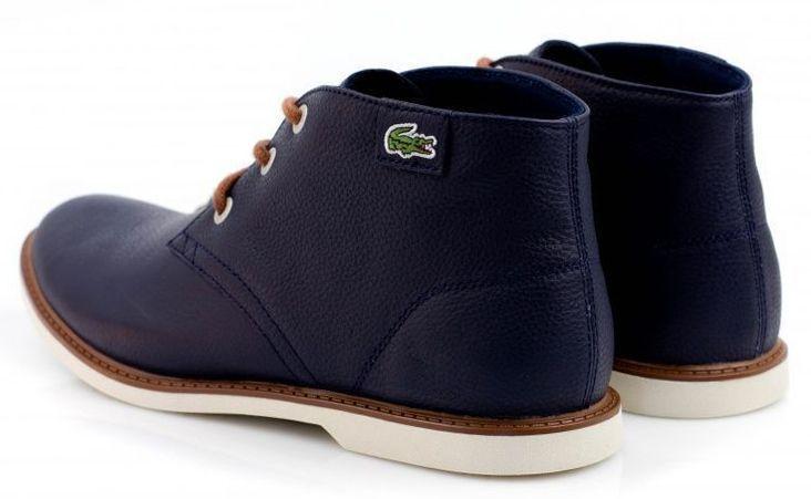 Ботинки для детей Lacoste SHERBROOK HI SB EK28 модная обувь, 2017